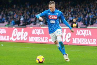 """Zielinski a Sky: """"Sconfitta di Cagliari fa male, la palla non voleva entrare..."""""""