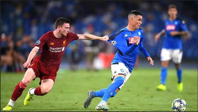 """Napoli-Liverpool, la mioviola: """"corretto il rigore su Callejon"""""""