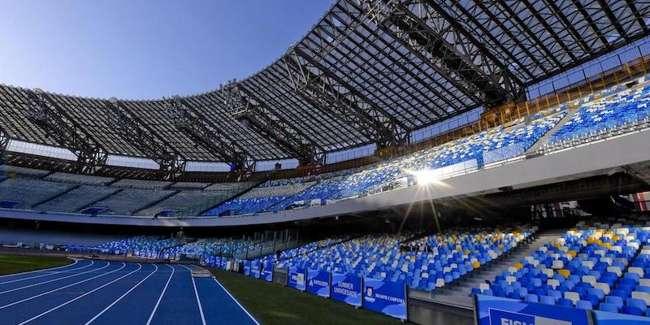 """Borriello annuncia: """"Lavoriamo per la scritta Napoli sui sediolini del San Paolo"""""""