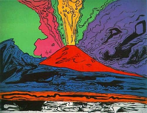 De Laurentiis alla mostra di Andy Warhol: «Napoli può superare Roma nell'arte »
