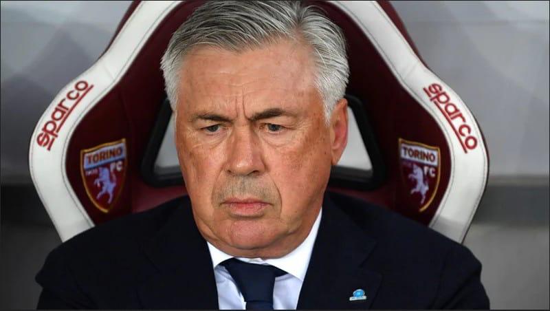 """Napoli, Ancelotti: """"Squadra troppo timida ma lotteremo per lo scudetto"""""""