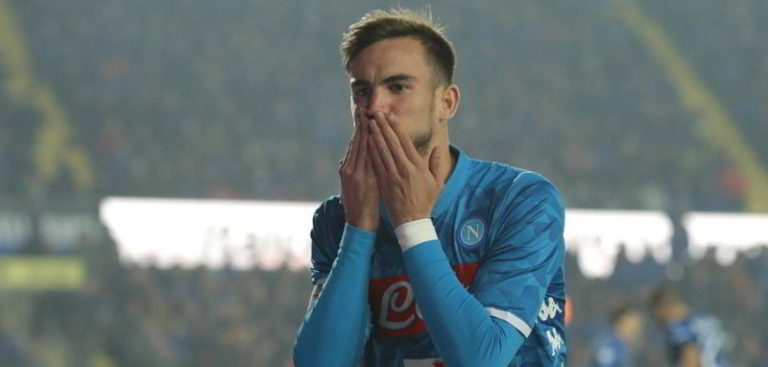Sarri vuole Fabian Ruiz alla Juventus. La risposta di De Laurentiis