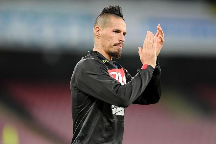 """Hamisk: """"Non posso escludere un ritorno al Napoli"""""""