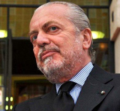 Napoli, De Laurentiis parlerà alla squadra. Ecco cosa filtra