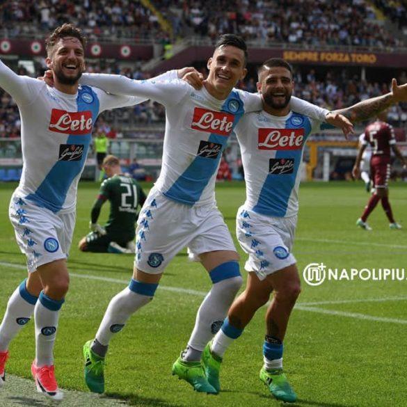 Torino-Napoli, Ancelotti lancia il tridente Sarrista. Le novità