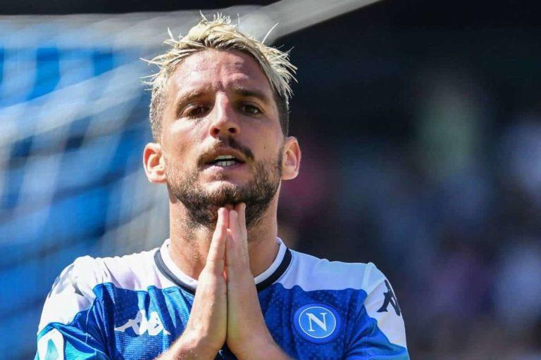 Napoli, Mertens rifiuta il rinnovo, e il ruolo di team manager del Bari