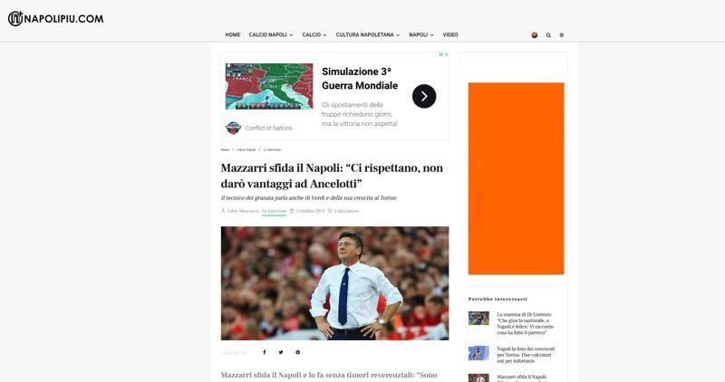 Pubblicità napolipiu.com