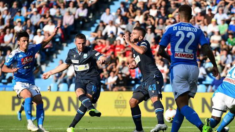 Spal-Napoli 1-1. Grande chance sfumata per gli azzurri