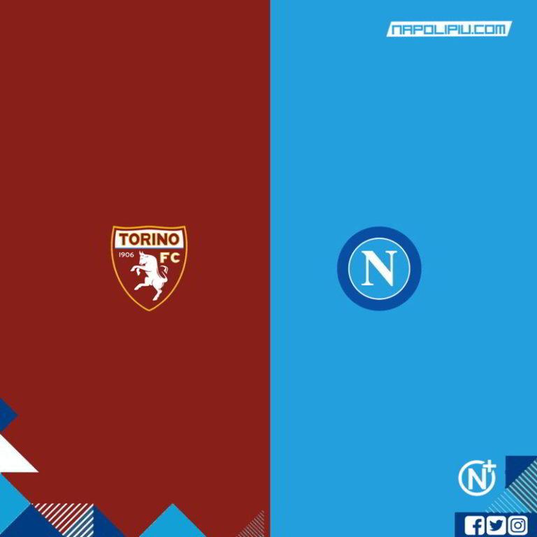 Torino-Napoli, formazioni ufficiali. Ancelotti lascia un big in panchina