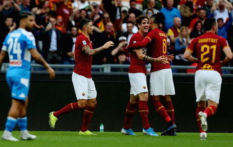 roma napoli 2-1