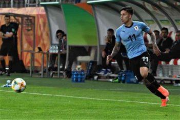 Brian Rodrgieuz Uruguay