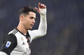 Ronaldo via dalla Juventus