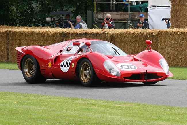 Ferrari 330 P3 Le Mans 66