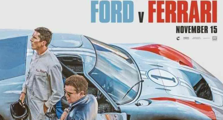 Le Mans 66 Film locandina