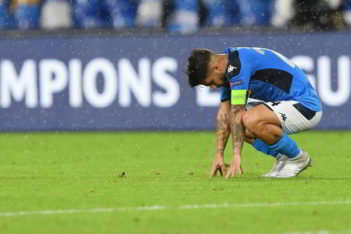 Furti ai giocatori del Napoli