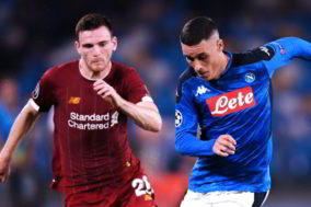 Liverpool-Napoli tv streaming