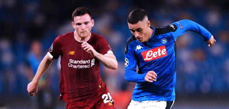 Liverpool-Napoli tv streaming