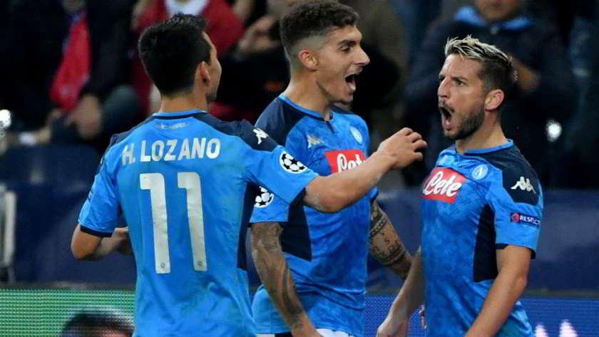 Napoli attaccato dall'interno. Avete visto Oppini e Chirico?
