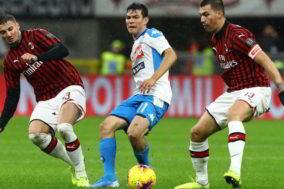MILAN-NAPOLI 1-1