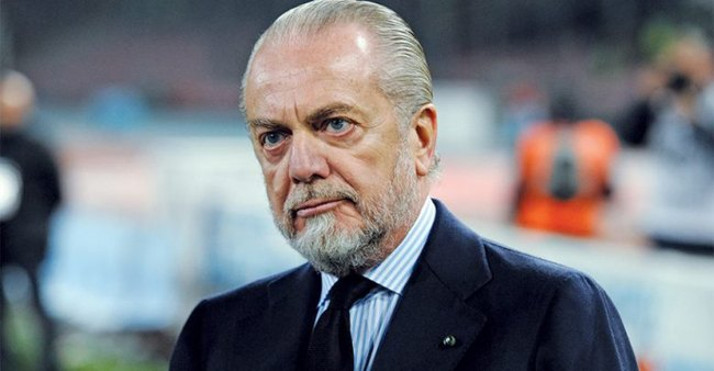 multe strategia de laurentiis