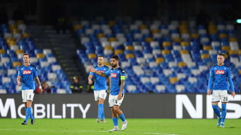 Napoli-Salisburgo 1-1