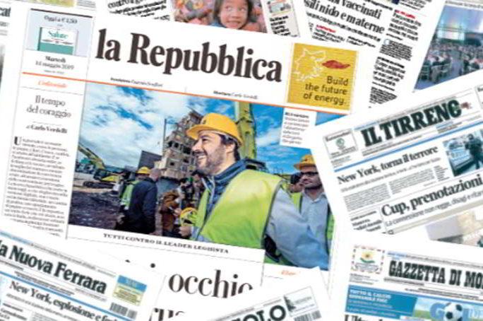 agnelli Repubblica