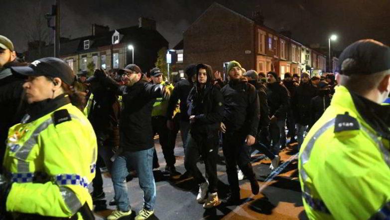 napoletani arrestati a Liverpool