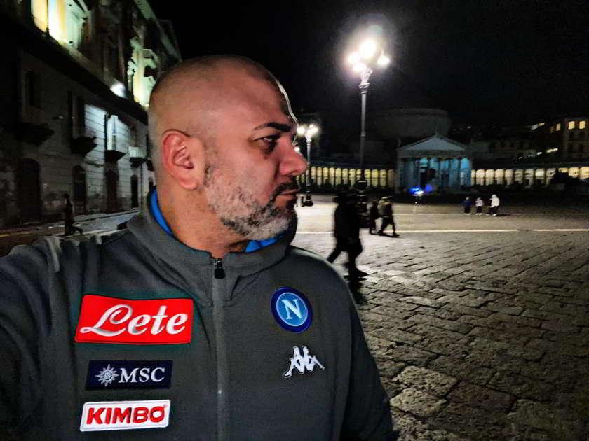 True Boys tifoso Napoli