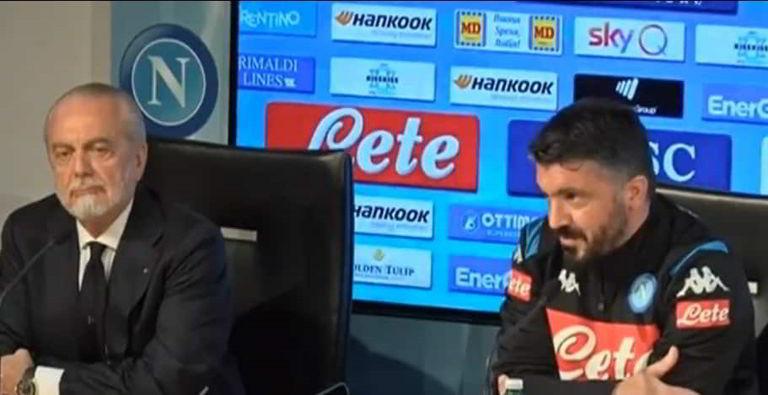 presentazione Gattuso