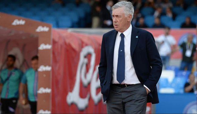 Ancelotti critiche davide staff