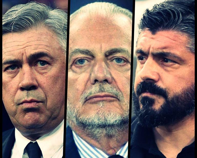 Il Napoli di Gattuso