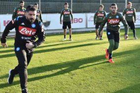 Gattuso discorso Napoli