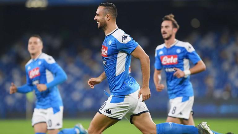 Udinese Napoli Maksimovic espulso