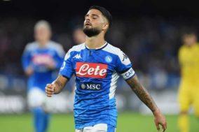Lorenzo Insigne multe Napoli