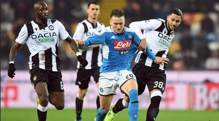 """Napoli, zielinski: """"siamo una grande squadra. Il mio pensiero su Ancelotti"""""""