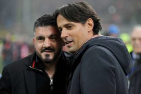 Napoli e Gattuso tabù Inzaghi