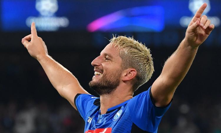 Napoli, Mertens apre al rinnovo. Segnali di pace dal club