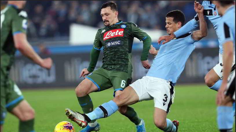 Napoli-Lazio le formazioni ufficiali: Lobotka debutta con Demme