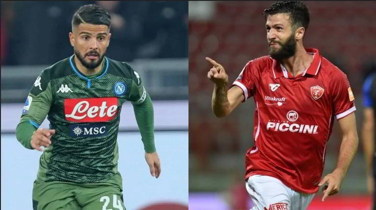 Napoli-Perugia Rai 2 e streaming