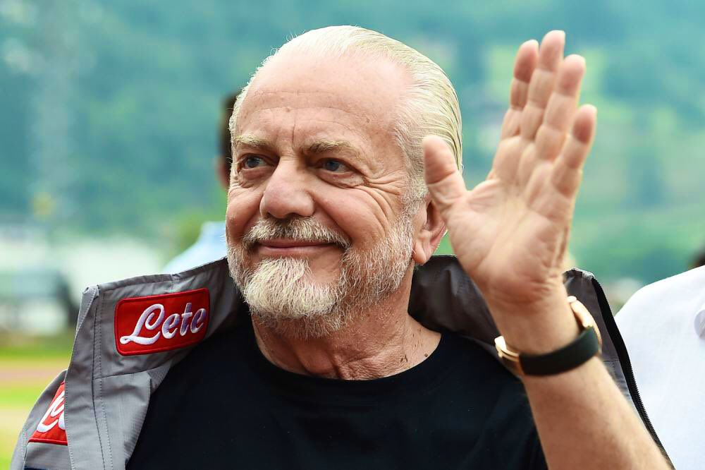 De Laurentiis prepara il Napoli senza Champions. Più poteri a Edo e giovani affamati