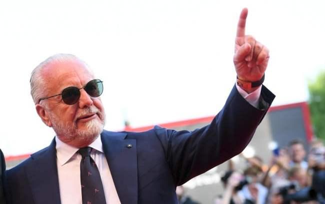 Dossier Napoli per cessione SSCN