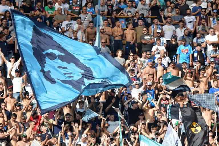 Gli ultras tornano al San Paolo