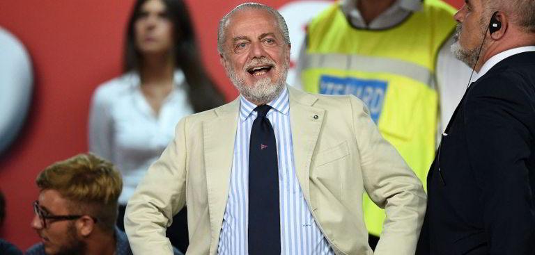 Napoli 100 milioni calciomercato