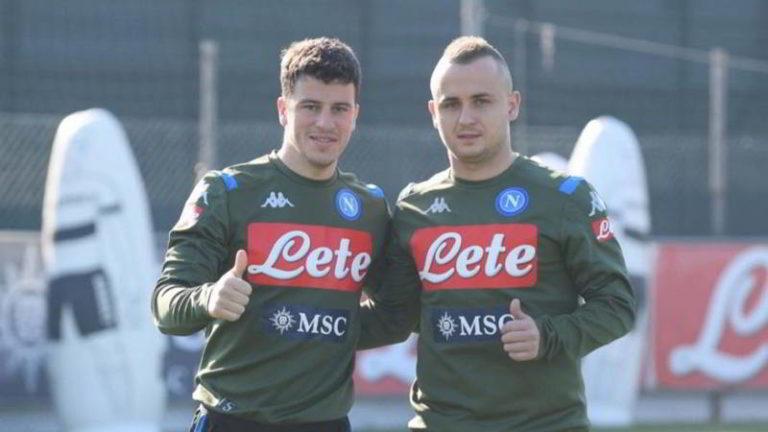 Demme e lobotka titolari in Napoli-Lazio