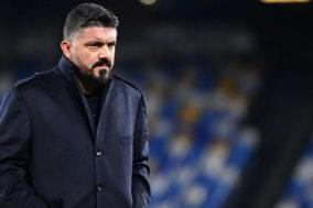 """Gattuso: """"Il goal della Lazio è anche colpa mia. Voglio restare a Napoli"""""""