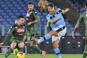 Lazio-Napoli. Un errore di Ospina condanna gli azzurri di Gattuso