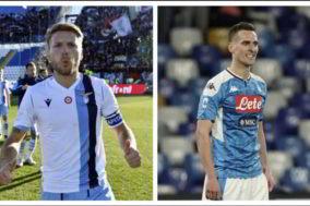 Lazio-Napoli le formazioni ufficiali
