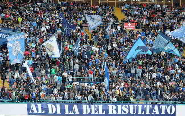 San Paolo torna a cantare, napoli calcio alla crisi