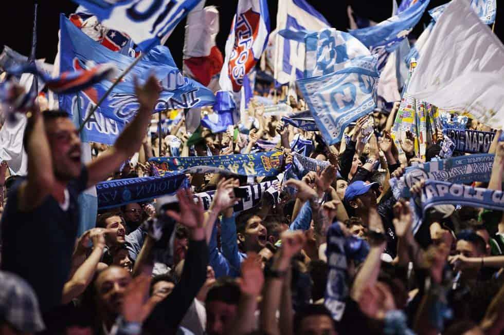 I tifosi del Napoli tornano il dodicesimo uomo al San Paolo