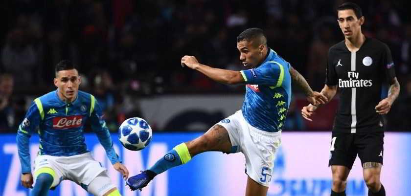Brescia-Napoli, out koulibaly e Llorente. Gattuso pensa ad Allan